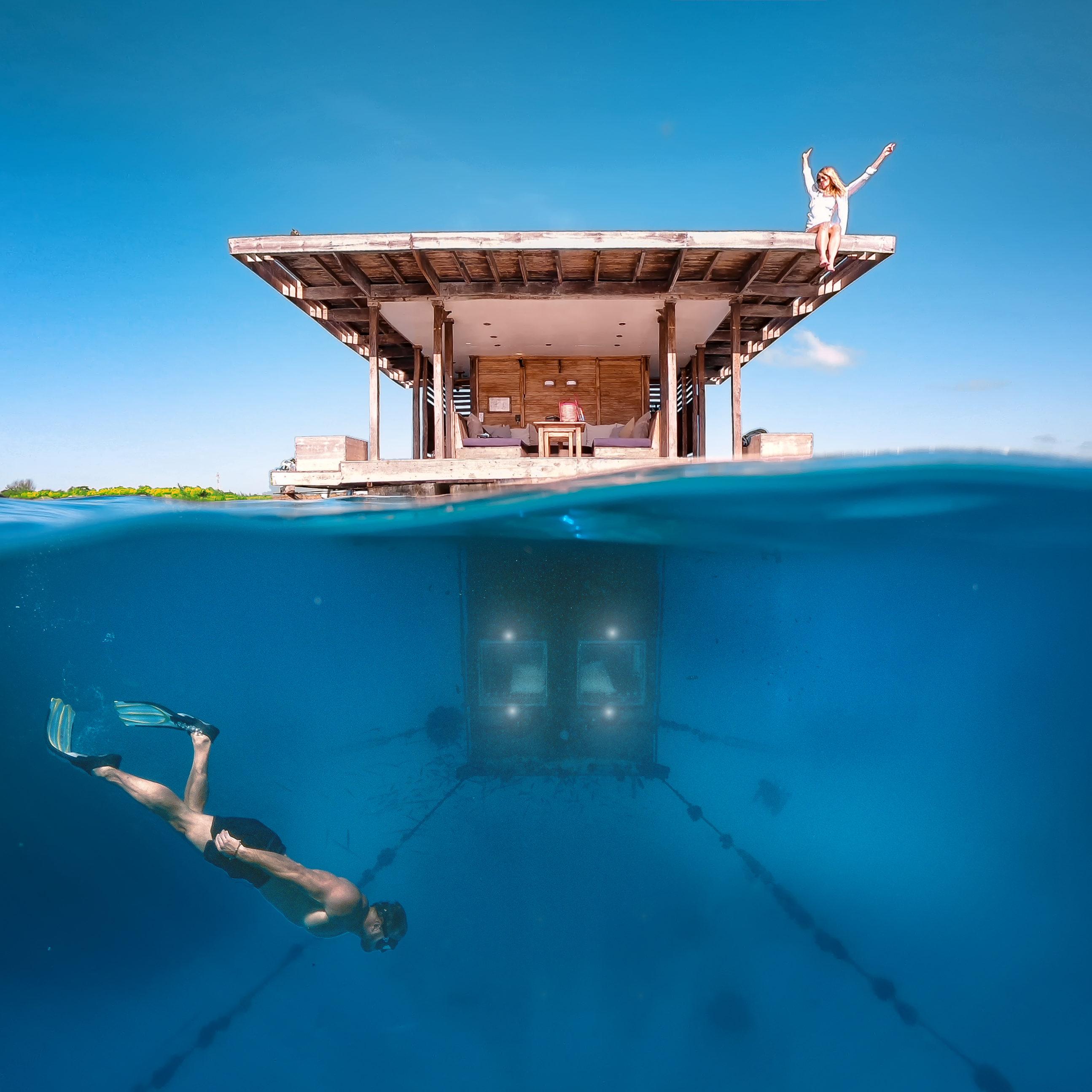 Accomodation | The Manta Resort